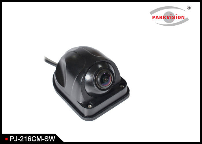 180 Degree Wide Angel Front Side Rear View Camera Set For Caravan Bus / Truck / Trailer RV Campers